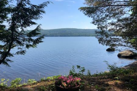 Pet-friendly Lakefront Cottage near Acadia