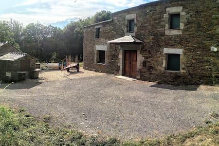 Casa Paulo naturaleza,tranquilidad a 25 Km de Lugo