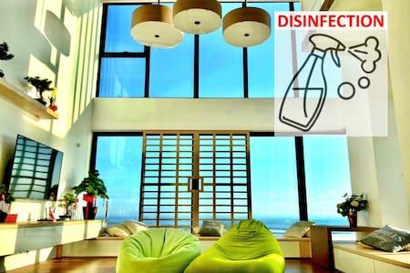 Penang Gurney Drive Japanese Seaview Luxury Suite