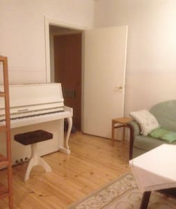 Apartment close to city center - Appartement