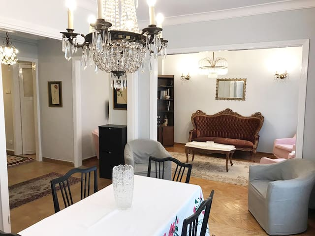 70s-80s Vintage Turkish Apartment