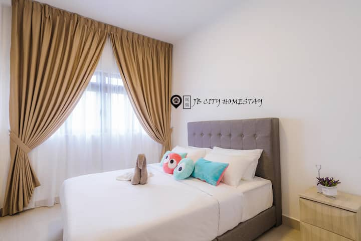 Ledoland Medini 2 bedroom #2 @ JB City 美迪尼乐高园