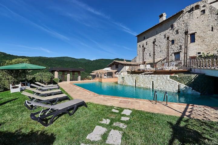 Castello Castrum Resort Umbria - Torre Verde