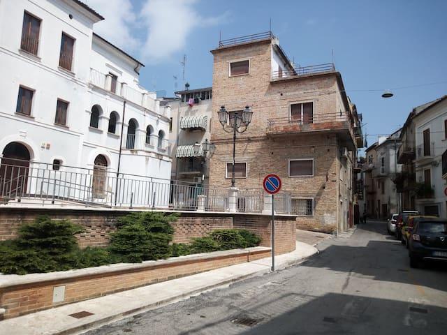 Palazzo Lemme, camere Nicola&Domenico