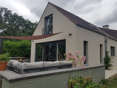 Familiewoning in hartje Waals-Brabant