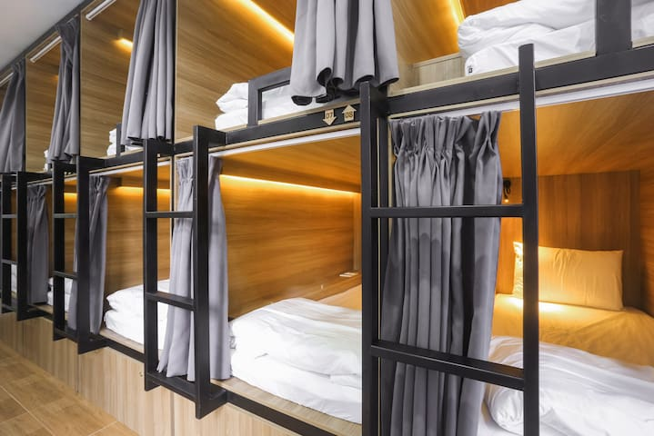 MALE DORMITORY ROOM-TheRooster
