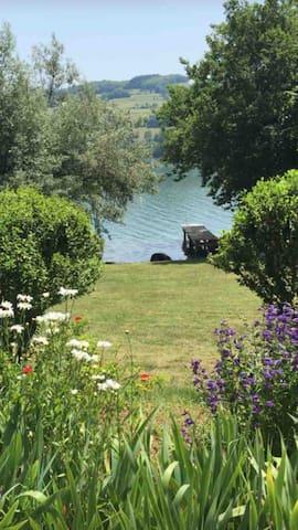 Studio avec accès privé au lac de Paladru