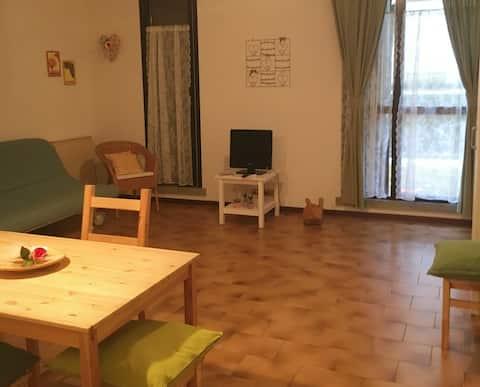 Romantico mini-appartamento