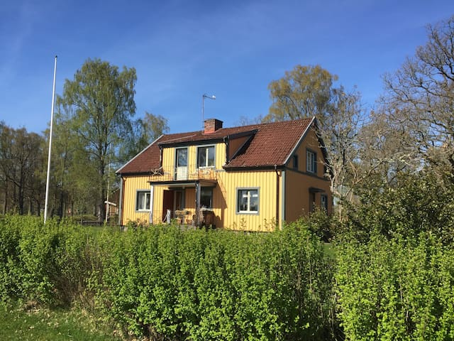 Ekhaga B&B in the middle of Småland - Värnamo - Bed & Breakfast