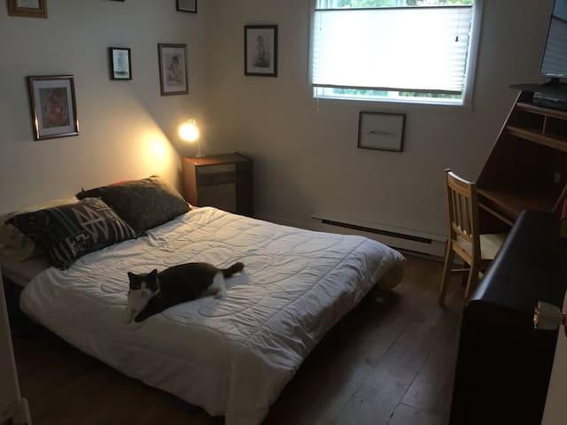 Cozy room/confort et simplicité