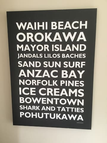 Waihi Beach Te Kanawa paradise - Bowentown - Dům