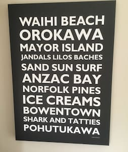 Waihi Beach Te Kanawa paradise - Bowentown