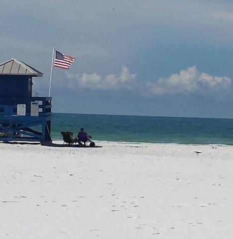 SIESTA BEACH - #1 BEACH of USA !!!!