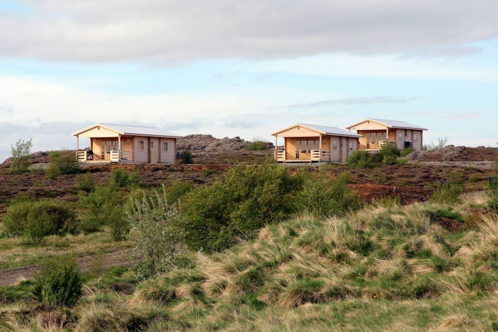 Cabane Location Islande