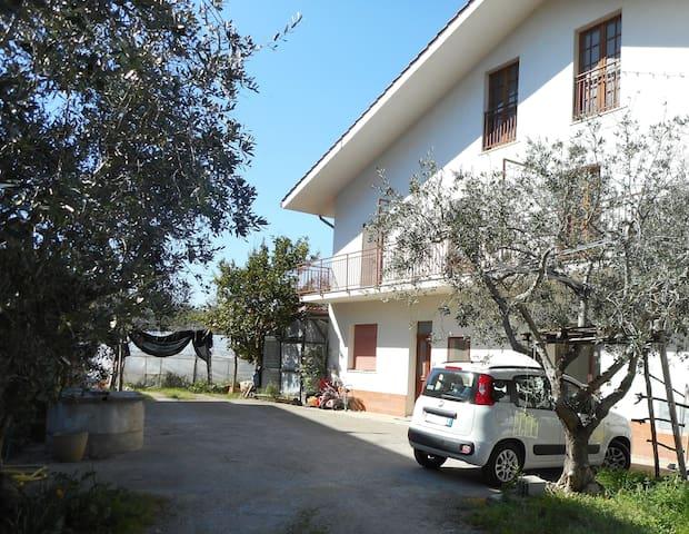 Villa Fonte Grande di Civitanova a 700m dal centro