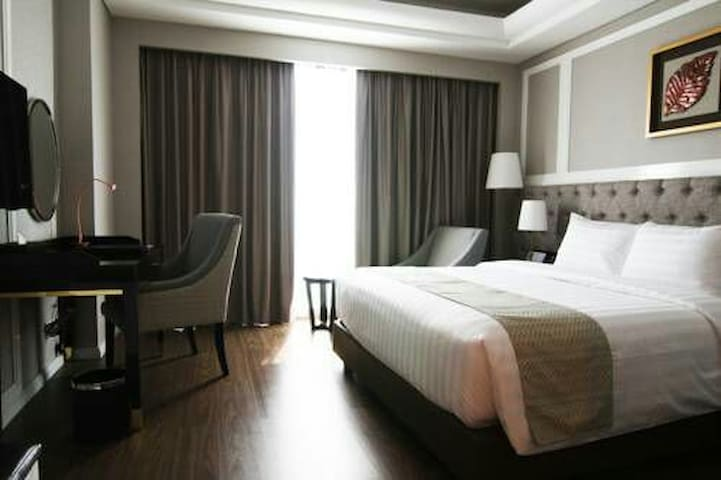 NEW PLACE MANAGED BY HOTEL