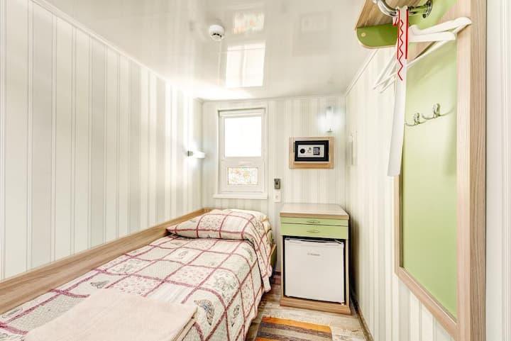 Недорогая одноместная комната на Красных воротах