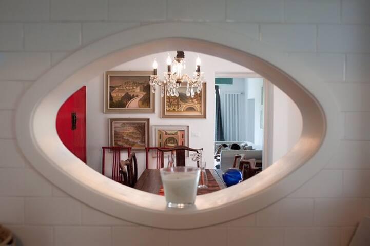 Villa in the Collio (Oslavia). Bedroom no. 2 - Gorizia - Villa