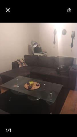 Bel appartement situé dans le centre ville - Bourgoin-Jallieu - Appartement