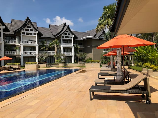 Allamanda Laguna 2 beds apartment near Bangtao