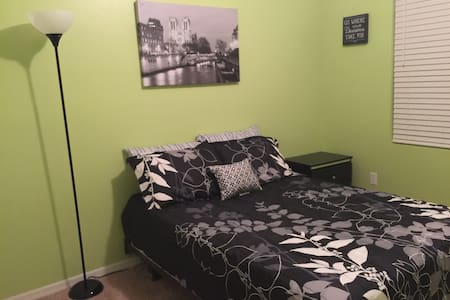 comfortable, private room in O-Town - Orlando - Townhouse