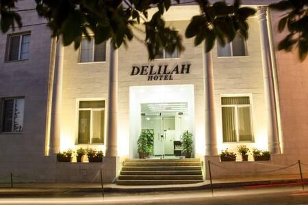 Delilah Hotel Madaba/Bed in 8-Bed  Dormitory Room