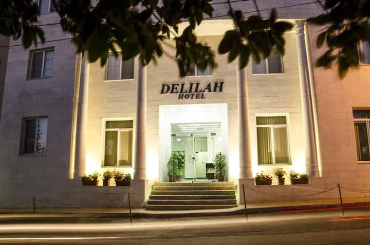 Delilah Hotel Madaba/Bed in 8-Bed  Dormitory Room