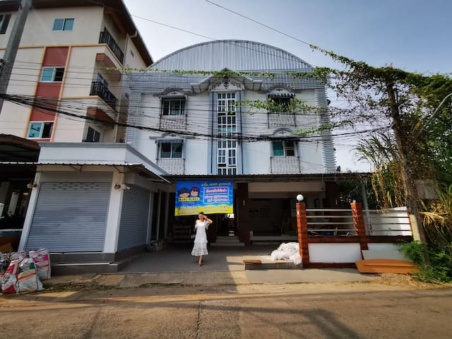 Nano Place 1BR+ WiFi+ CCTV near Udonthani Airport