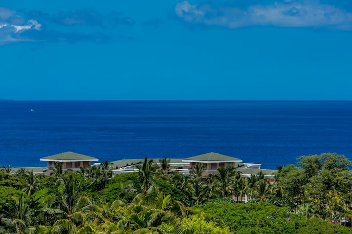 Wailea Ekolu #503 Panoramic Ocean View, Fully Renovated, 2Bd/2Ba, Sleeps 4