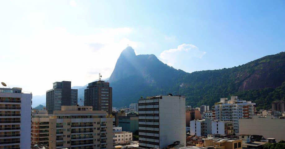 Conforto e praticidade em Botafogo