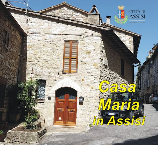 Casa Maria in Assisi - Assisi - Dom