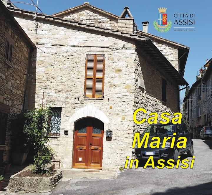 Casa María en Asís