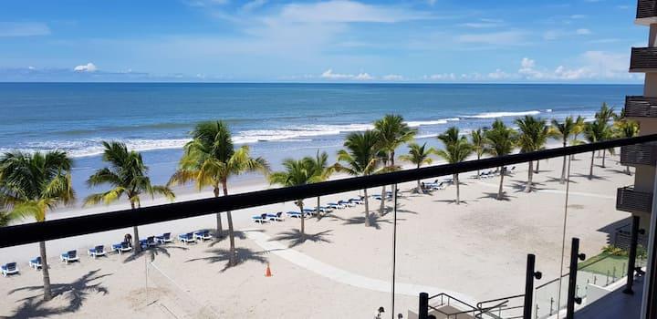 Apt. con vista a la Playa - Playa Caracol en Chame
