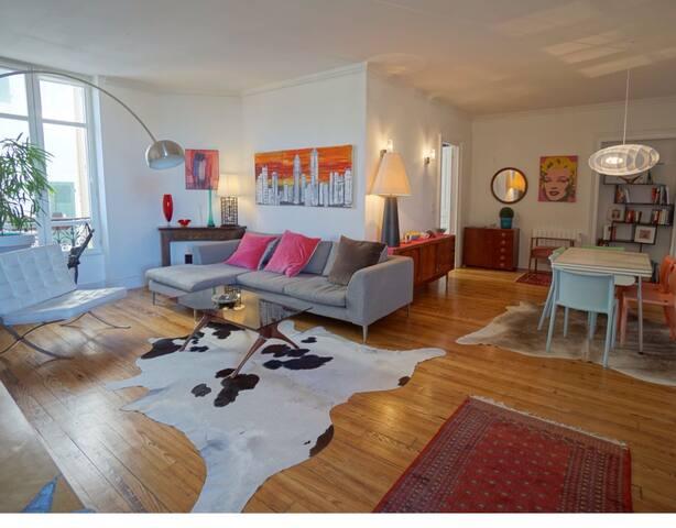 Sorry this apartment is no longer - Biarritz - Apartament