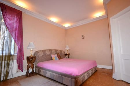 Beautiful & Spacious Room In The Heart of Riga - Riga - Byt