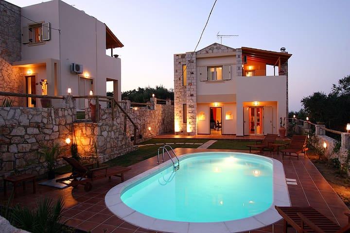 Dreams Villa, Spilia Chania Crete