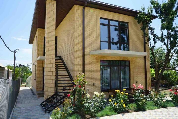 Дом для отпуска у Натальи