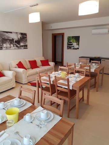 Casa Orio al serio-navetta gratuita - Azzano san Paolo - Wohnung