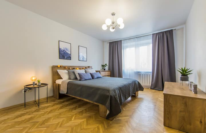 Stylish 2 room apartment at Arena