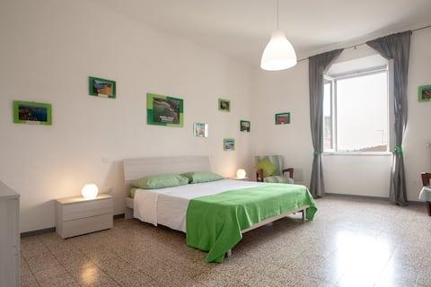 Appartamento RISTRUTTURATO, 75mq a 10min dal mare.