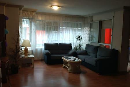 Habitación en piso acogedor en Lleida