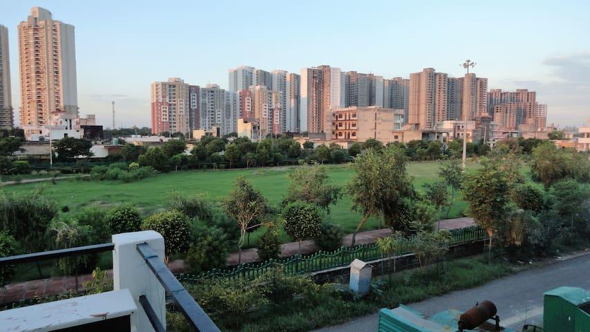 Park View Residency - Noida - Pension