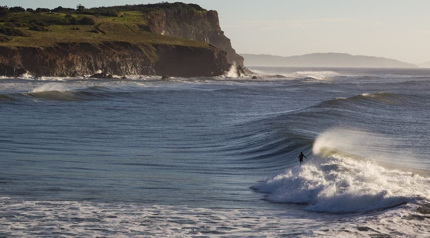 Local surf spots