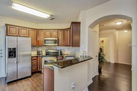 Beautiful Tampa home for family - Tampa - Apartment