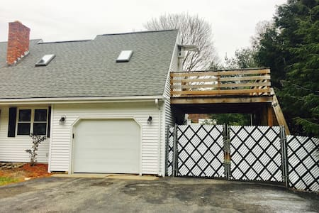 Studio Unit with Private Entry in Woburn - Woburn - 獨棟