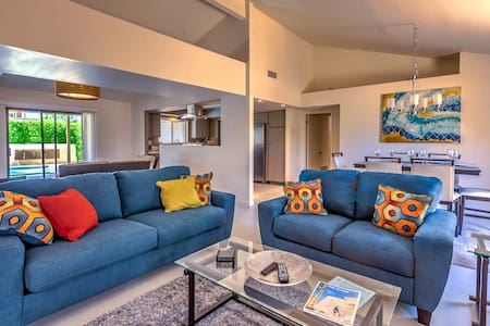 DESERT OASIS IN CENTRAL RANCHO MIRAGE LOCATION! - Rancho Mirage