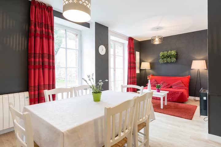 Appartement Cancale - Rue du Port
