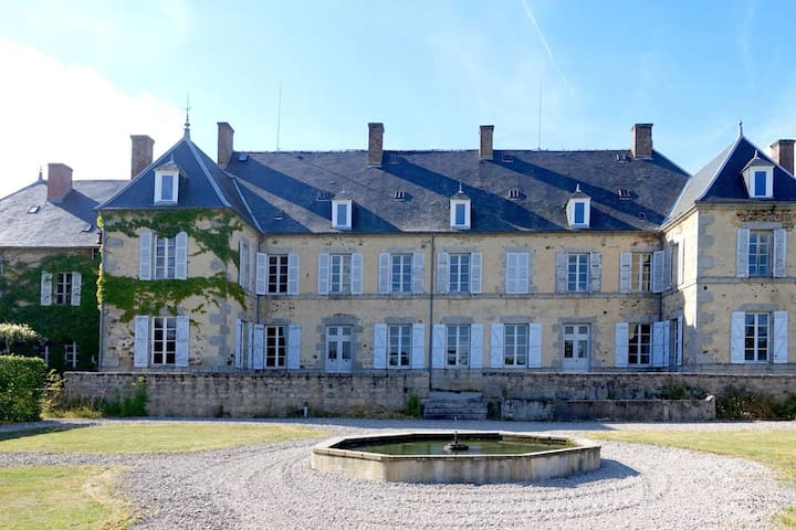 Bed and Breakfast in beautiful Chateau