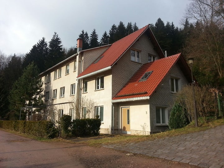 Tolles Appartement  in Alleinlage