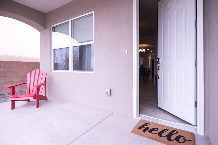 Welcome to Casa del Sol! This quiet, beautiful neighborhood features walking trails, parks, and a community pool!
